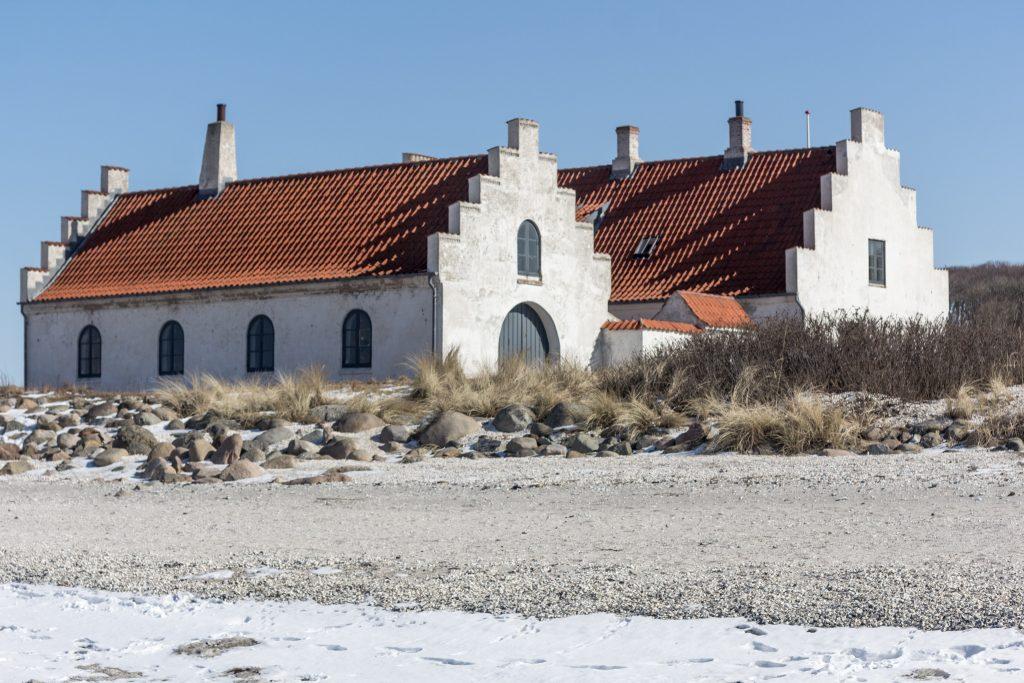 Haus des Kanalvogtes in Løgstør