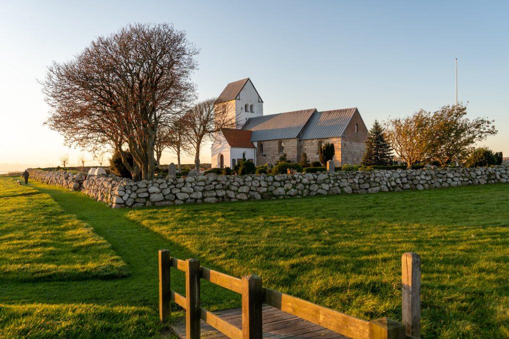 Aggersborg Kirche